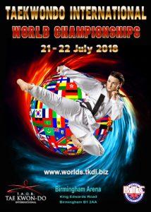 Taekwondo International World Championships 2018